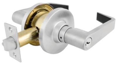 MASTER LOCK COMMERCIAL LEVER-ENTRY SATIN CHRME KA4 SCHLAGE C