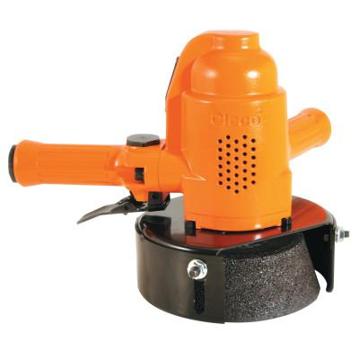 """CLECO 4060 Series Vertical Grinder, 5/8"""" - 11 Spindle Thread, 6"""" Dia., 6,000 RPM"""