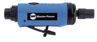 MASTER POWER Straight Die Grinders, 1/4 in (NPT), 23,000 rpm, 0.3 hp