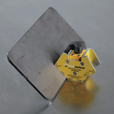 MAGSWITCH Mini Multi-Angle Welding Magnets, 80 lb