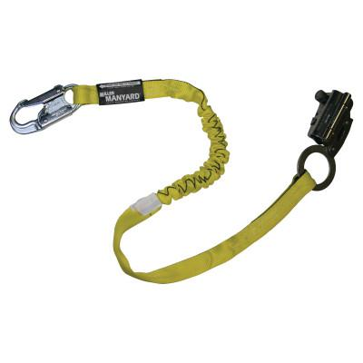 HONEYWELL MILLER Manual Rope Grabs, 5/8 in; 3/4 in, O-Ring