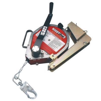 HONEYWELL MILLER Confined Space and Rescue Systems, 50 ft, ManHandler Hoist System