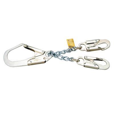 """HONEYWELL MILLER Titan Rebar Chain Assemblies, 13""""(chain piece); 19.75""""(secured/extended), 310lb"""