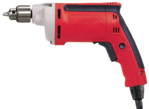 MILWAUKEE ELECTRIC TOOLS 1/4 in Magnum Drills, Keyed Chuck, 2,500 rpm