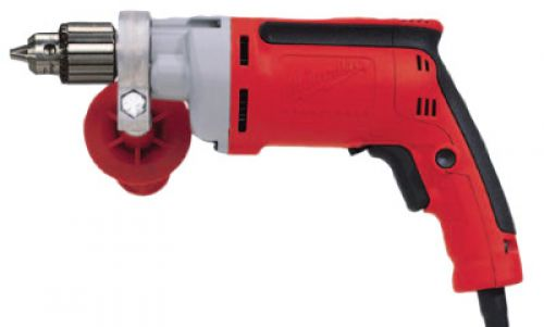 MILWAUKEE ELECTRIC TOOLS 3/8 in Magnum Drills, Keyed Chuck, 1,200 rpm