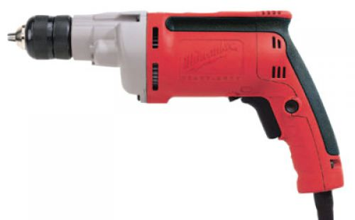 MILWAUKEE ELECTRIC TOOLS 3/8 in Magnum Drills, Keyless Chuck, 2,500 rpm