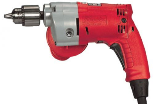 MILWAUKEE ELECTRIC TOOLS 1/2 in Magnum Drills, Keyed Chuck, 600 rpm