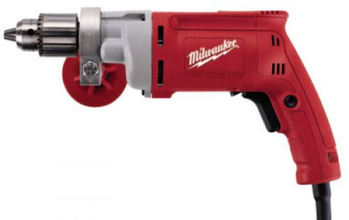 MILWAUKEE ELECTRIC TOOLS 1/2 in Magnum Drills, Keyed Chuck, 850 rpm, Pistol Grip