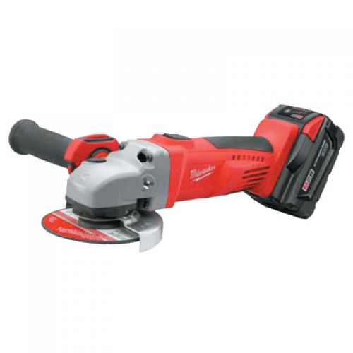 MILWAUKEE ELECTRIC TOOLS M28 Cordless Grinder/Cut-Off Tool Kit, (1) Cut-off (1) Grinding Wheel; Battery
