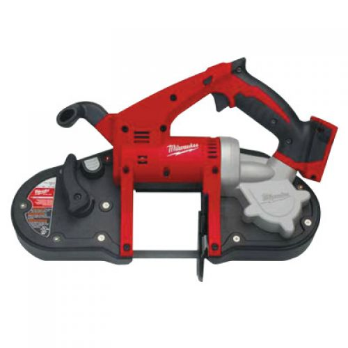 Milwaukee Electric Tools M18 Cordless Band Saws, 18V 16.9 in x 4.9 in