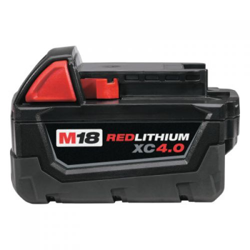 MILWAUKEE ELECTRIC TOOLS M18 REDLITHIUM XC Extended Capacity Battery Packs, 18 V