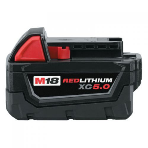 MILWAUKEE ELECTRIC TOOLS M18 REDLITHIUM XC Extended Capacity Battery Packs, 18 V Lithium Ion