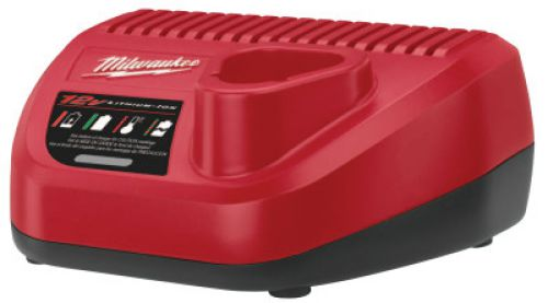 MILWAUKEE ELECTRIC TOOLS 12-Volt Lithium-ion Battery Charger