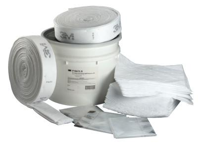 3M Petroleum Sorbent Spill Kit P-SKFL31,Environmental Safety Product,31 Gal
