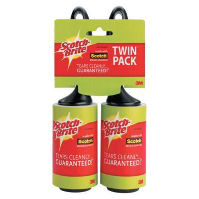 SCOTCH-BRITE Lint Roller, 4 in x 29.4 ft