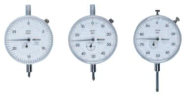 MITUTOYO Series 3 Dial Indicators, 0.5 in Range