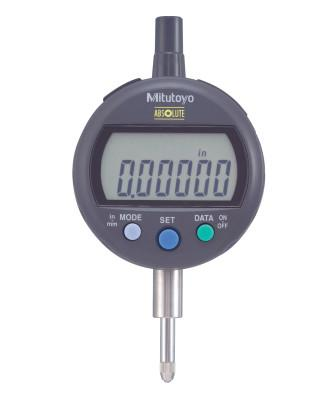 "MITUTOYO ID-C Standard Type Digimatic Indicators, 0.5"", Lug, Less than 1.5N Meas. Force"