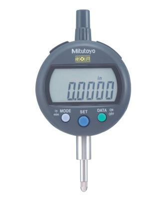 "MITUTOYO ID-C Standard Type Digimatic Indicators, 0.5"", Lug, Less than 0.9N Meas. Force"