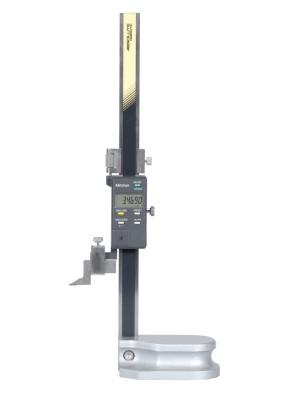 MITUTOYO 0-8 in/200mm, .0005 in/0.01mm Digimatic Height Gage