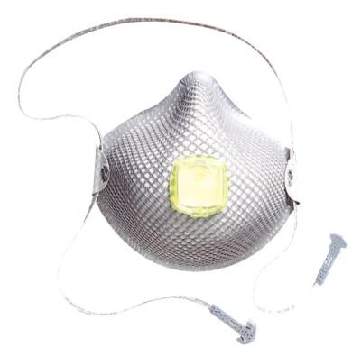 MOLDEX 2840 Series HandyStrap R95 Particulate Respirators, M/L