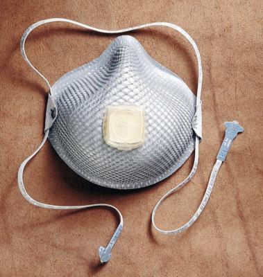 MOLDEX HandyStrap R95 Particulate Respirators, HandyStrap, Oil, Small