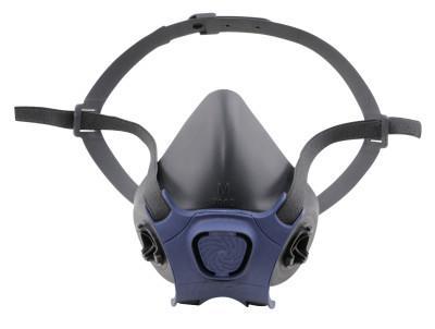 MOLDEX 7000 Series Respirator Facepieces, Small