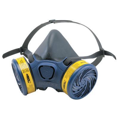MOLDEX 7000 Series Respirator Facepieces, Medium