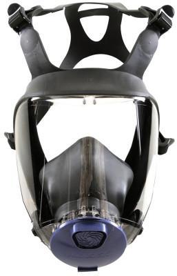 MOLDEX 9000 Series Respirator Facepieces, Small