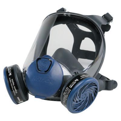 MOLDEX 9000 Series Respirator Facepieces, Large