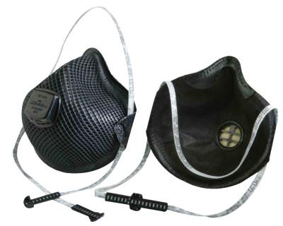 MOLDEX M2700 Special Ops Series HandyStrap N95 Particulate Respirators, Small