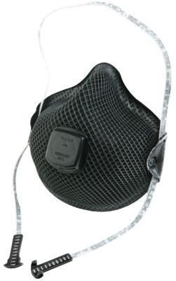 MOLDEX M2800 Special Ops Series N95 Particulate Respirators, Non-Oil/Vapors, M/L