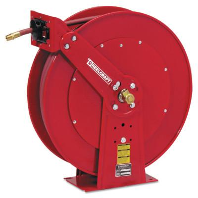 REELCRAFT Air/Water Hose Reels, 1/2 x 75 ft