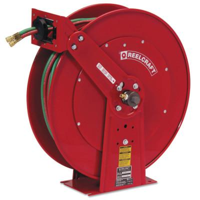 REELCRAFT Gas Welding Hose Reel, 1/4 in x 100 ft
