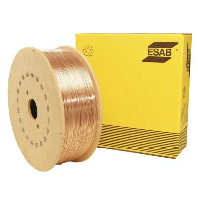 ESAB Solid Wire - SPOOLARC 86 Welding Wire, .035 in Dia., 44 lb Spool
