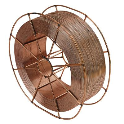 ESAB Solid Wire - WELD 70S-6 Welding Wires, .035 in Dia., 33 lb Wire Basket