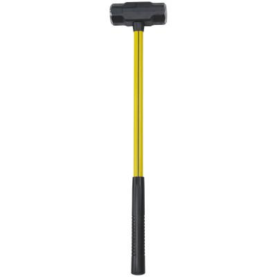 Nupla Double Face Sledge Hammer 27808 Pack of 1 Head Weight 32 Overall Length 2-1//4 Head Width 8 lb