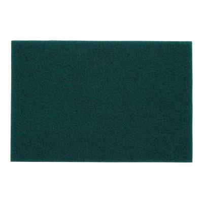 NORTON Bear-Tex Hand Pads, Very Fine, Aluminum Oxide, Green