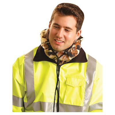 OCCUNOMIX Light Duty Winter Liners, Polyester Plush Fleece, Camouflage