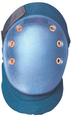 OCCUNOMIX Classic Wide Hard Cap Knee Pads, Hook and Loop, Navy