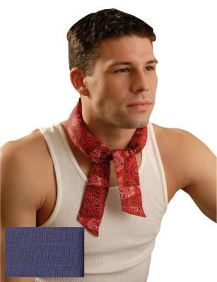 OCCUNOMIX MiraCool Neck Bandanas, 2 in X 34 in, Big Flames