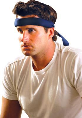 OCCUNOMIX MiraCool Headbands, Cowboy Blue