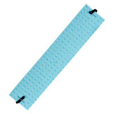 OCCUNOMIX Deluxe Disposable Sweatbands, Cellulose
