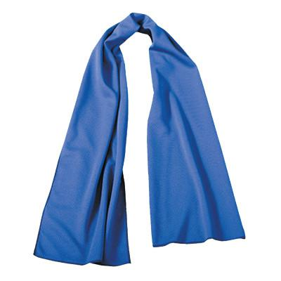 OCCUNOMIX Wicking and Cooling Towels, 8 in X 36 in, Navy
