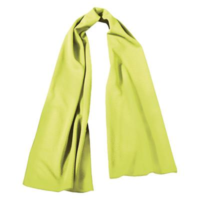 OCCUNOMIX Wicking and Cooling Towels, 8 in X 36 in, Hi-Viz Yellow