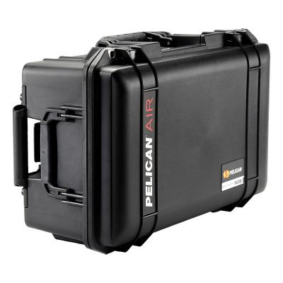 PELICAN 1535 Air Carry-On Cases, 0.95 cu ft, 21.96 in x 13.97 in x 8.98 in, Black