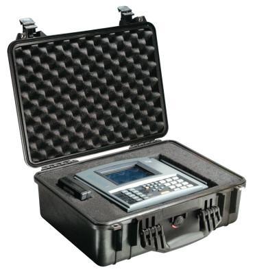 PELICAN Medium Protector Cases, 1520 Case, 12.89 in x 6.72 in x 18.06 in, Black