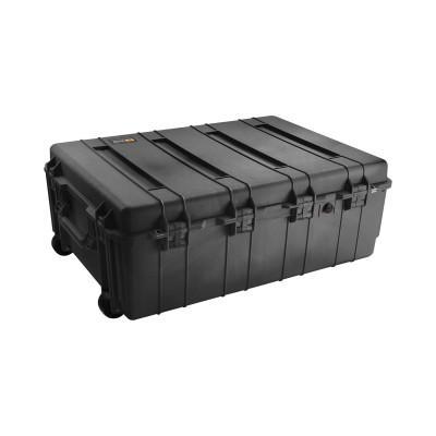 PELICAN 1730 Protector Transport Cases, 5.9cu ft, 34 in x 24 in x 12.5 in,Black, No Logo