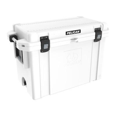 PELICAN ProGear Elite Coolers, 95 qt, 20 in x 37.75 in x 24.88 in, White