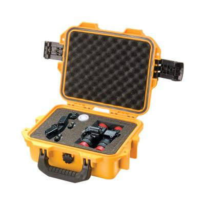 PELICAN iM2050 Storm Cases, 0.18cu ft, 9.5 in x 7.5 in x 4.25 in, Yellow