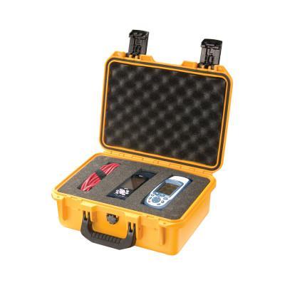PELICAN iM2100 Storm Cases, 0.42cu ft, 13 in x 9.2 in x 6 in, Yellow